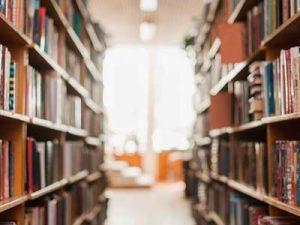 reapertura de bibliotecas